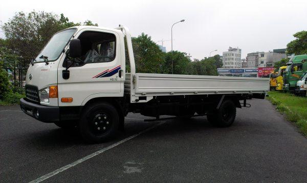 Xe tải HD72 3.5 tấn Đồng Vàng thùng lửng