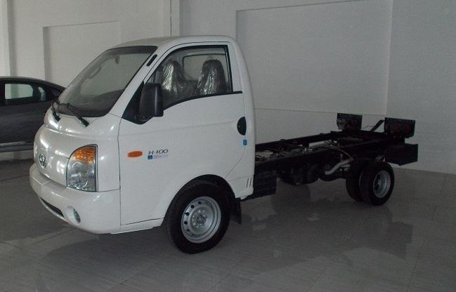 Xe tải 1 tấn Hyundai H100 nhập khẩu