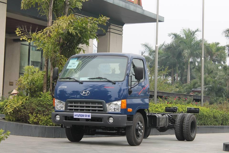 Xe tải Hyundai HD72 Đồng Vàng