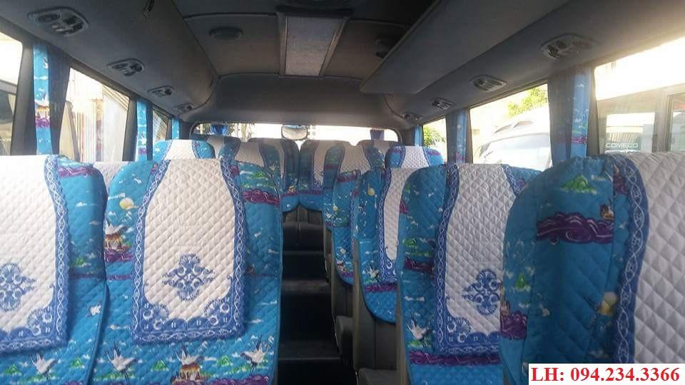 County Đồng vàng sơ đồ ghế 2 -2