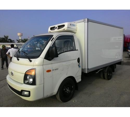 Xe tải Hyundai H100 đông lạnh