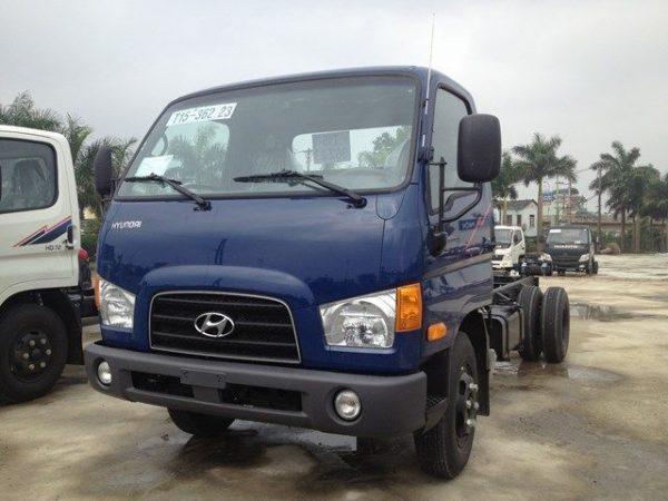 Xe tải Hyundai HD72 nhập khẩu nguyên chiếc