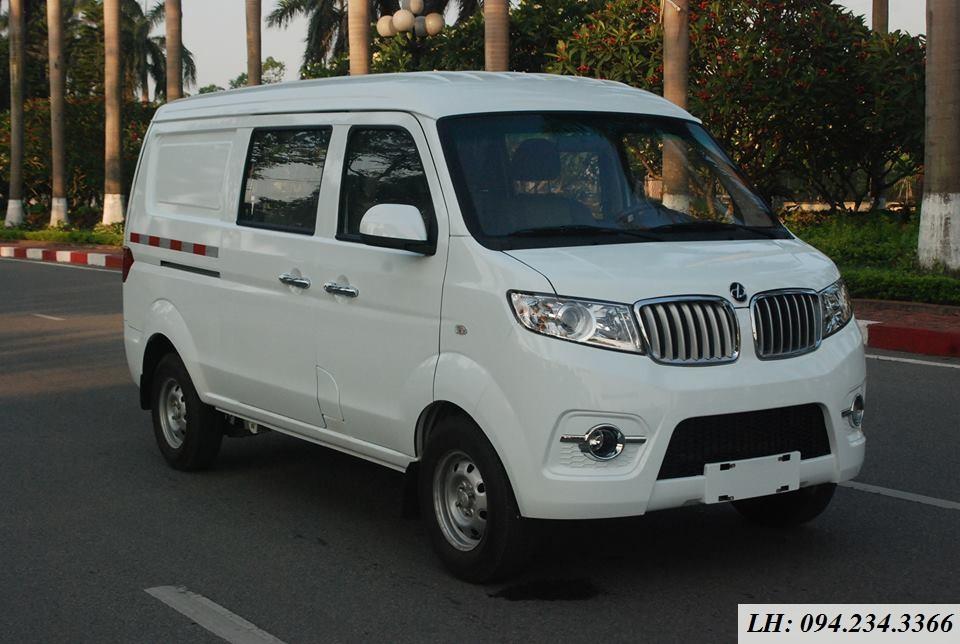 Giá xe bán tải Van Dongben X30 loại 2 chỗ và 5 chỗ khuyến mại lớn.