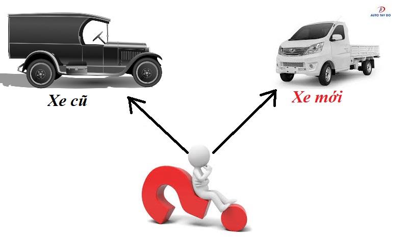 Mua xe tải 1 tấn 2019 chỉ với 80 triệu, nên chọn xe gì ???.