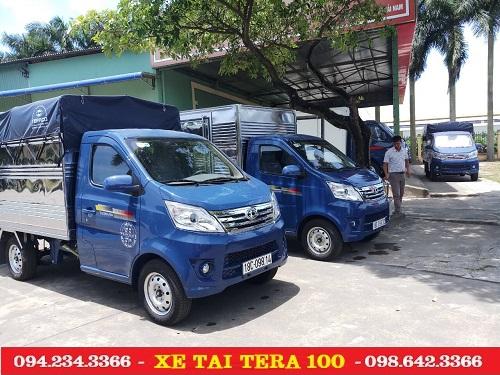 Xe tải teraco 100 bán về Nam Định