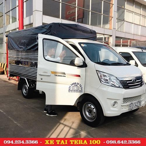 Xe tải tera 100 bán về TP Hồ Chí Minh