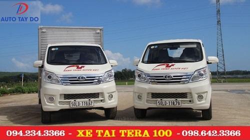 Hai xe 1 tấn Mitsu được bán về Hồ Chí Minh