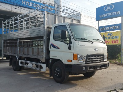 Xe tải Hyundai 7 tấn HD700 Chở gia súc