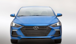 Giới Thiệu Hyundai Elantra Sport 2017 Phiên Bản Thể Thao