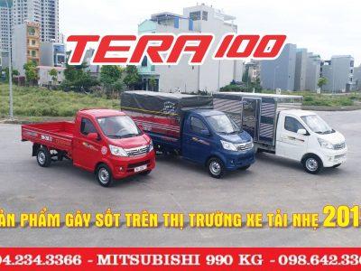 Xe tải 1 tấn Teraco Deahan Tera 100