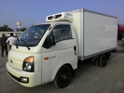 Hyundai H100 đông lạnh nhập.