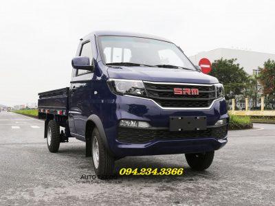 SRM 930 – Xe tải 930 kg bảo hành 5 năm, trang bị màn hình 9 inch.