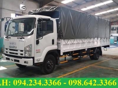 Xe Tải ISUZU Vĩnh Phát Fn129 8,2 tấn