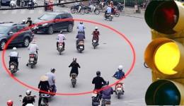 Hiểu thế nào về chế độ đèn vàng khi tham gia giao thông ?